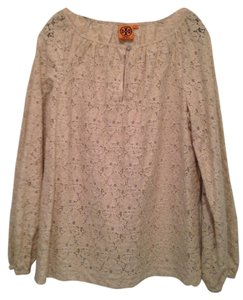 Tory Burch Top Beige