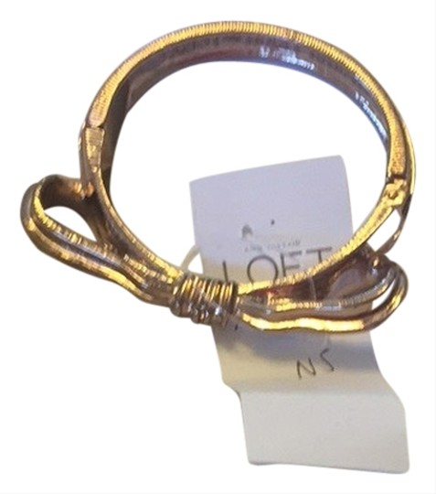 Ann Taylor LOFT Bow Bangle