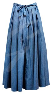 Gracia Maxi Skirt DENIM
