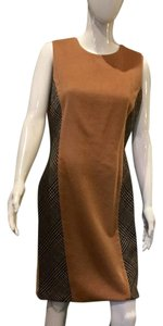 J. McLaughlin Cashmere Sleeveless Seath Dress