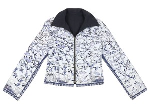 Herms Blue Jacket