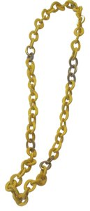 J.Crew Yellow Necklace