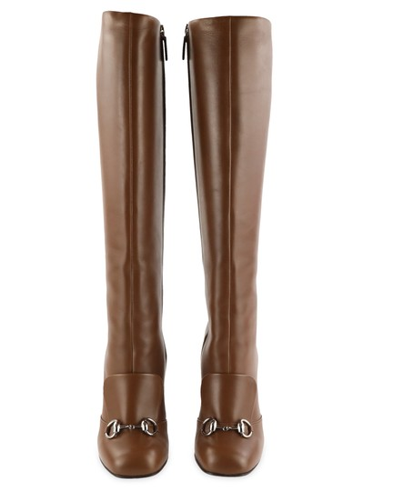 Gucci Brown Boots Image 2