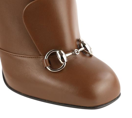 Gucci Brown Boots Image 5