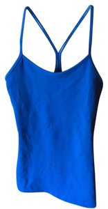Lululemon Lulu lemon power y tank blue