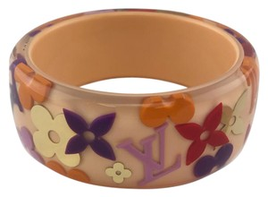 Louis Vuitton Louis Vuitton Farandole Monogram Bangle Bracelet