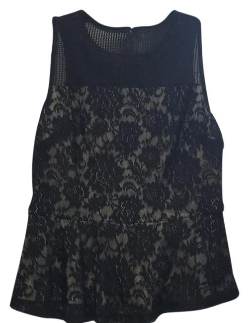 Preload https://img-static.tradesy.com/item/22074009/new-york-and-company-black-and-beige-7th-avenue-design-studio-tank-topcami-size-8-m-0-1-650-650.jpg
