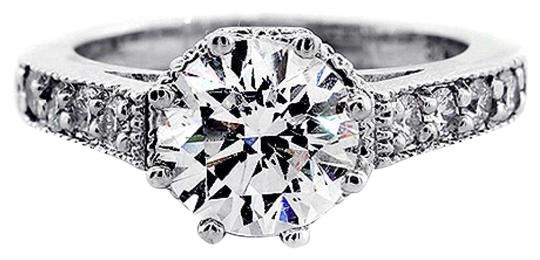 Preload https://item2.tradesy.com/images/white-8-prong-semi-mount-273tcw-round-cut-engagement-ring-22074756-0-2.jpg?width=440&height=440