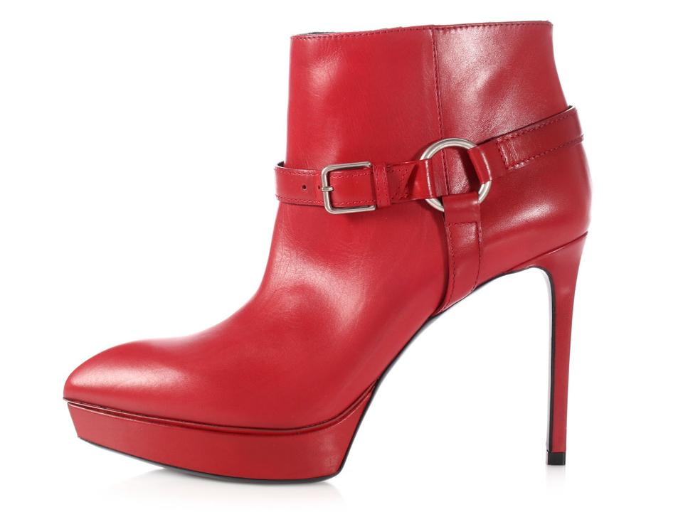 c6a695b63fb Saint Laurent Boots & Booties Stiletto Regular (M, B) Up to 90% off at  Tradesy (Page 2)