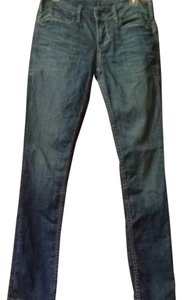 William Rast Skinny Jeans-Distressed