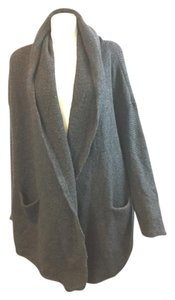 Vince Joie Cashmere Cardigan Shawl Collar Sweater