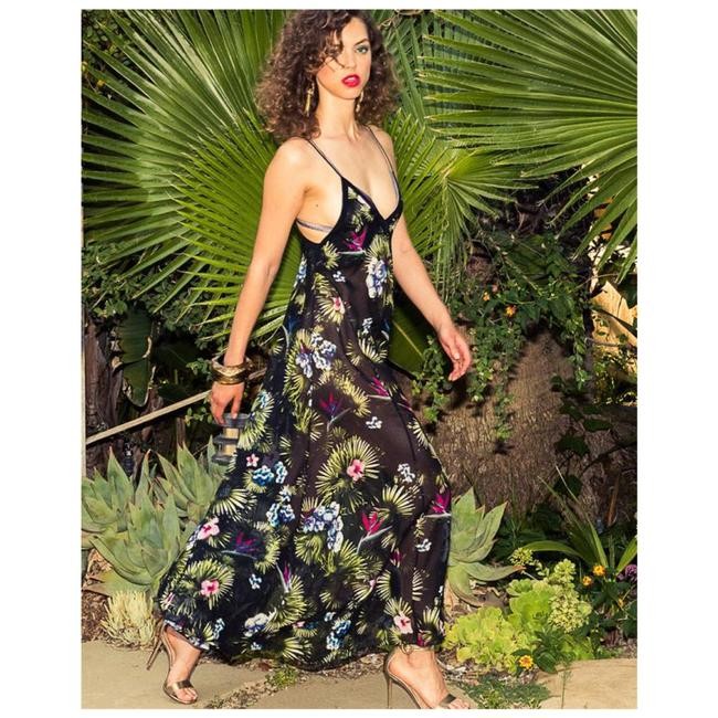 Preload https://item4.tradesy.com/images/fleur-du-mal-blackfloral-full-sweep-silk-long-night-out-dress-size-12-l-22076478-0-0.jpg?width=400&height=650