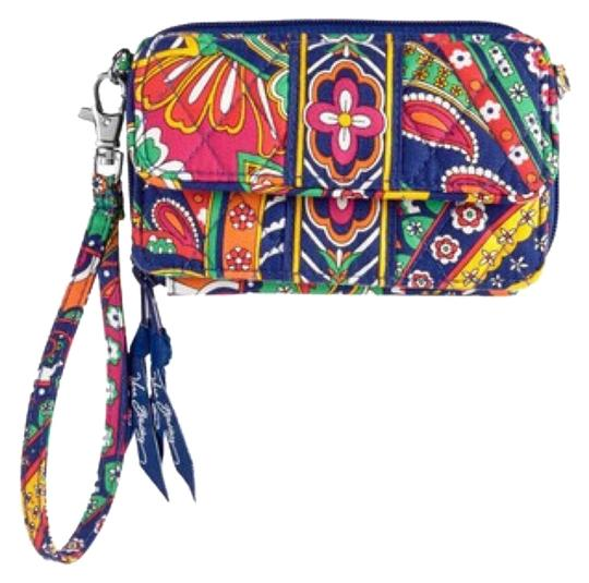 Vera Bradley All In One Wallet Cross Body Bag