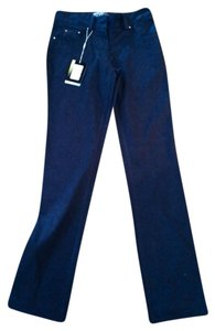Ladies Nike Golf Pants Tour Performance DRI FIT Straight Pants Navy Blue