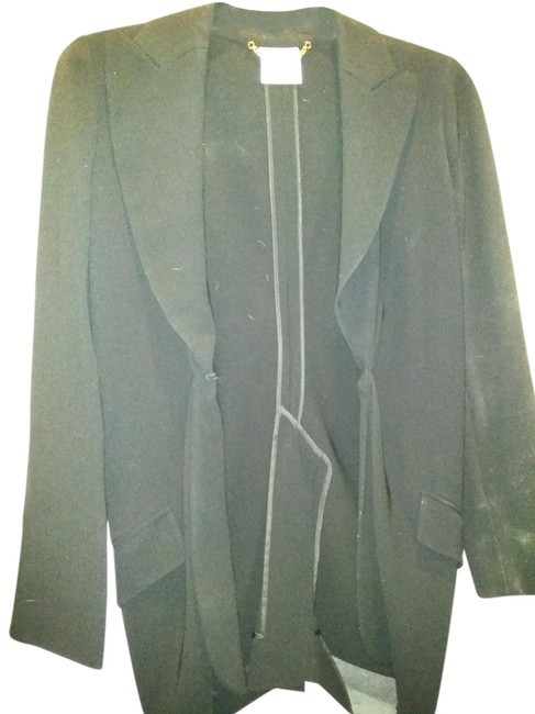 Item - Black Made In Italy Jacket Size 8 (M)