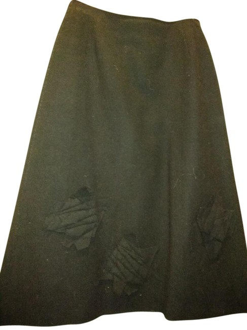 Preload https://img-static.tradesy.com/item/22076848/autograph-black-made-in-spain-aline-wool-midi-skirt-size-8-m-29-30-0-1-650-650.jpg