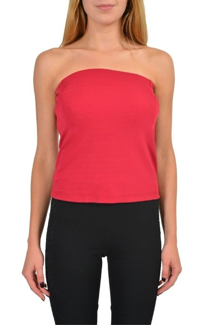 Maison Margiela Top Red Image 2