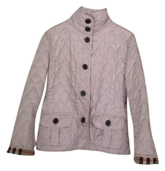 Item - Pink Diamond Quilted Jacket Coat Size 8 (M)