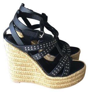 e8cbbbdbf4ad Saint Laurent Wedges - Up to 70% off at Tradesy