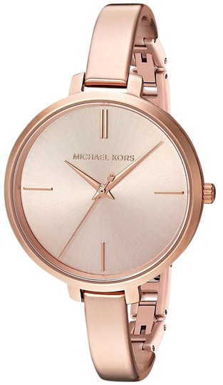 Michael Kors 100% New in box Michael Kors Women's Rose Gold Watch MK3547 Image 0