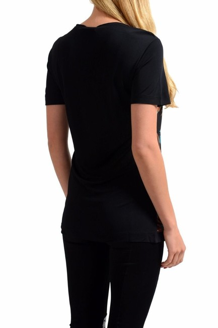 Versace Jeans Collection Top Black Image 1