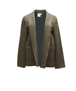 Roseanna Brown multi Blazer