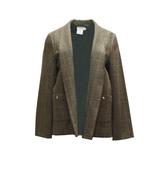 Preload https://img-static.tradesy.com/item/22078735/roseanna-brown-multi-georges-blazer-size-4-s-0-0-650-650.jpg