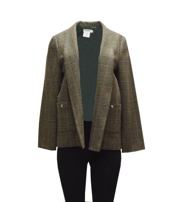 Roseanna Brown multi Blazer Image 2