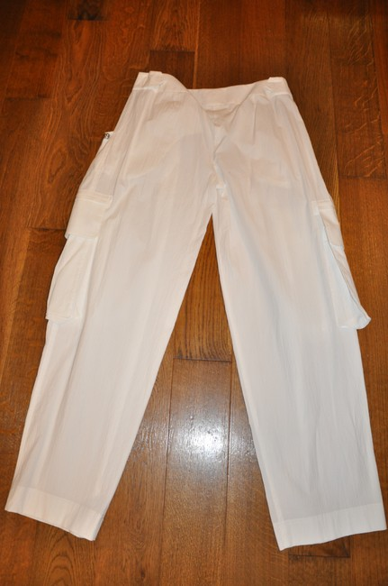KAUFMANFRANCO Cargo Pants White