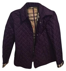 Burberry dark purple Jacket
