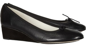 Repetto Tod's Ballet Flats Chanel Dvf Black Wedges