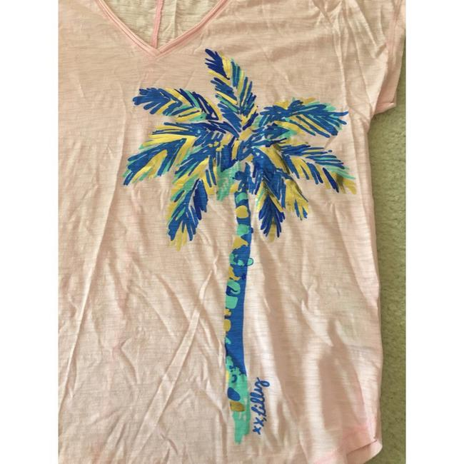 Lilly Pulitzer T Shirt Pink Image 1