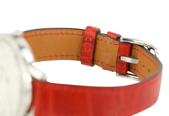 Hermès Alligator Band Slim d'Hermes MM 32 mm Image 8