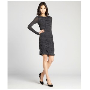 Alice + Olivia Ruched Jersey Dress