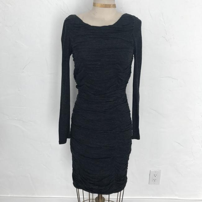 Alice + Olivia Ruched Jersey Dress Image 2
