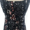 French Connection Navy Printed Dress Image 1