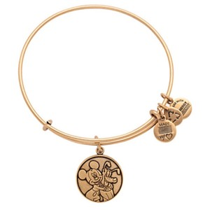 Alex and Ani Mickey & Pluto Bangle Bracelet by Alex and Ani - NEW