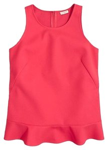 8bc76f704372fd Pink J.Crew Tops - Up to 70% off a Tradesy