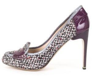 Nicholas Kirkwood tweed Pumps