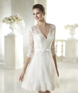 St. Patrick Shanata Wedding Dress