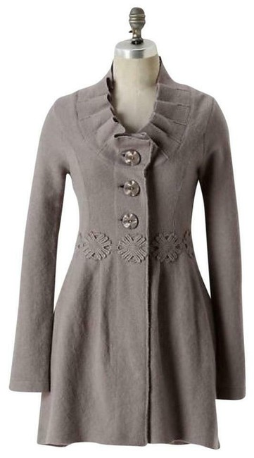 Item - Gray XS Alice In Autumn Sweater By Charlie & Robin Coat Size 2 (XS)