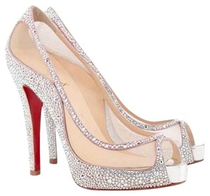 Christian Louboutin Strass Pumps