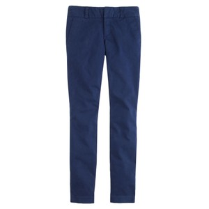 J.Crew Straight Pants Slate Blue