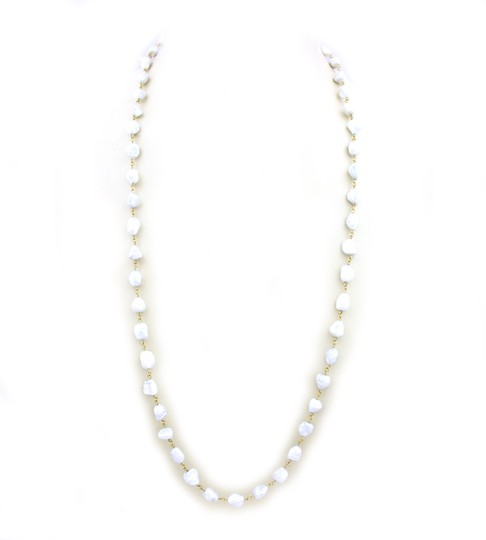 GURHAN Chain 24k Gold & Baroque Pearls Necklace