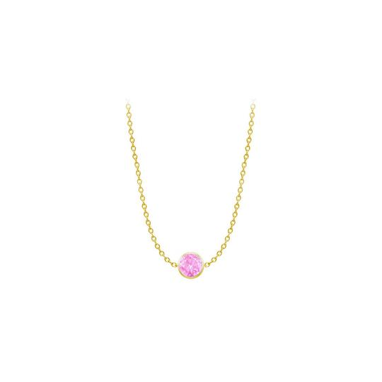 Preload https://img-static.tradesy.com/item/22081998/pink-yellow-diamond-by-the-yard-created-sapphire-gold-necklace-0-0-540-540.jpg