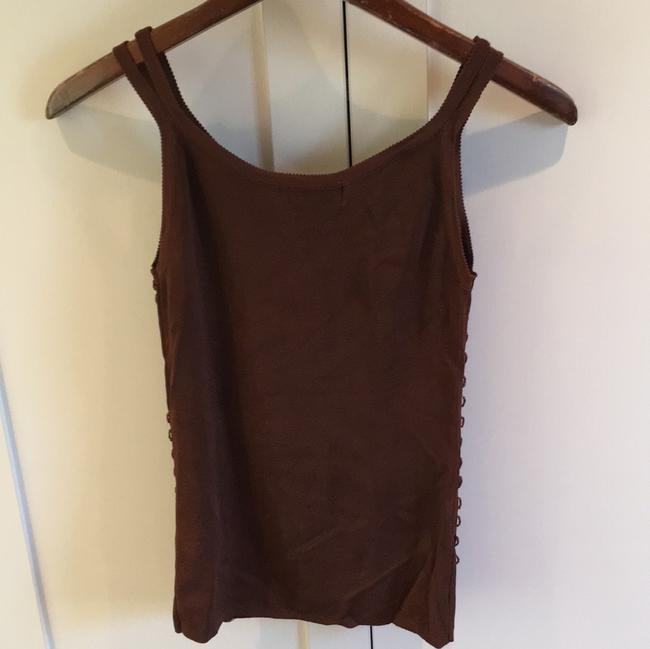2 Hot Jeans! Top brown