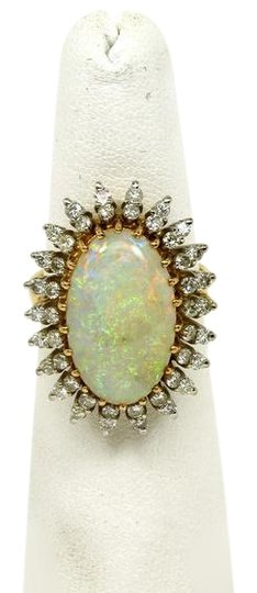 Preload https://img-static.tradesy.com/item/22082279/yellow-gold-multicolor-opal-estate-590ct-diamond-and-fire-14k-large-cocktail-ring-0-1-540-540.jpg