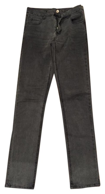Preload https://img-static.tradesy.com/item/22082386/cheap-monday-washed-out-black-medium-wash-skinny-jeans-size-30-6-m-0-1-650-650.jpg