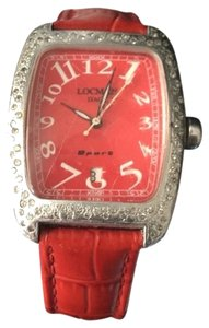 LOCMAN ITALY Locman Diamond Faced Watch