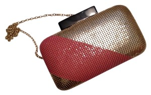 Urban Originals Gold/Pink Clutch